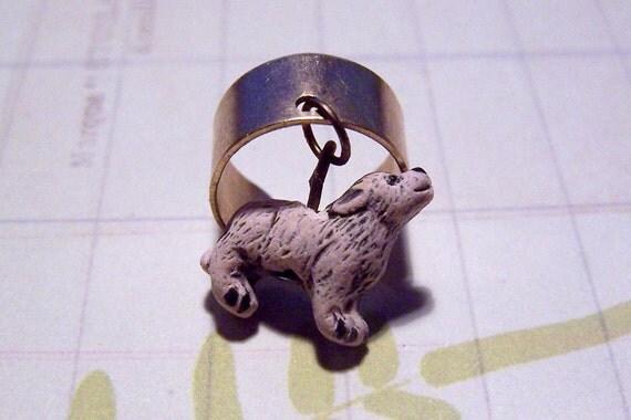 Wolf Ear Cuff - Wolf Earrings - Wolf Jewelry