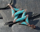 Ziggy (beaded pendant)/ PDF file