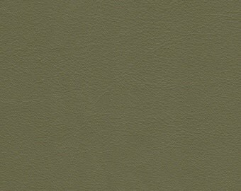 "3553-  ""New""/ 100 % Genuine  Leather/Wiilow Green (or Medium Olive/2 Pcs/14""x7"" &14.25""x4.75""/WoolenCrow Price  12.95/leather crafts"