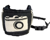 SALE Click - Retro Camera Wrist Strap -  Quick Release
