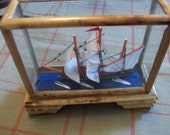 Ship in a Bamboo Box