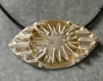 Fine Silver Pendant
