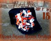 OSU pistol pete  adult Cadet Hat
