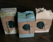 Trio of All Natural Soap
