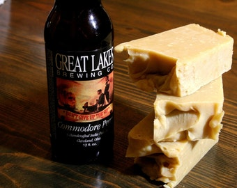 Bay Rum Beer Soap - Great Lakes