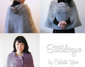 Bulky Rose Capes Knitting Pattern