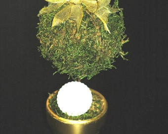 Topiary Tree Place Card Holders/Escort Card Holders/ Favors in Custom Color Combos