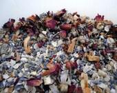 Citrus Garden Bath Tea 2 Cups with Free Muslin Bag