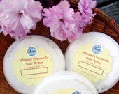 Whipped Body Butter - Black Raspberry Vanilla- with soothing chamomile-now in a bigger 5 oz size-SALE
