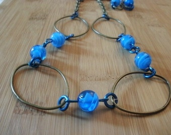 Blue Planetary Wire