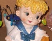 Littlest Sailor Pin Cushion