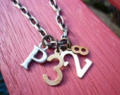 CHRISTIAN NECKLACE, Scripture Jewelry, PSALM 32:8, I I will instruct you and teach you in the way you should go; I will counsel you