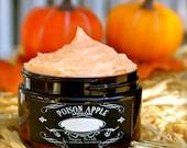 SALE PUMPKIN MARSHMALLOW Special Edition Halloween Creamy Whipped Sugar Scrub 6.5 oz