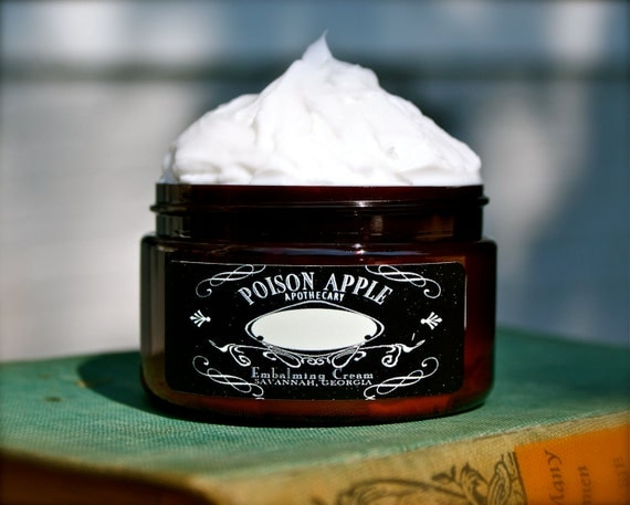 Black Ring Mafia Large Size Embalming Cream Body Butter - 5 ounces