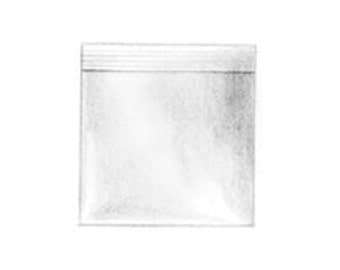 25 - 4x4 Poly Ziplock Bag