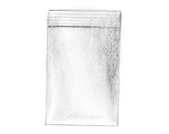25 - 3x4 Poly Ziplock Bag