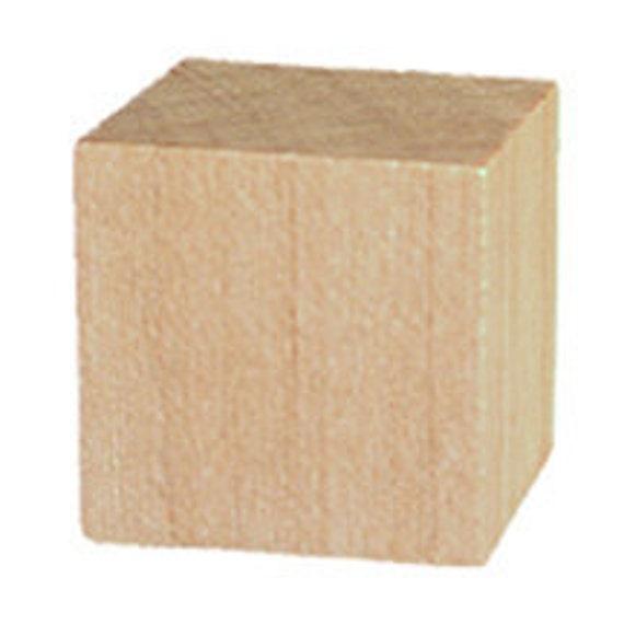 2 2 inch wood square blocks cubes unfinished wood qty 2. Black Bedroom Furniture Sets. Home Design Ideas