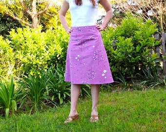 Classic A-line Skirt Pattern