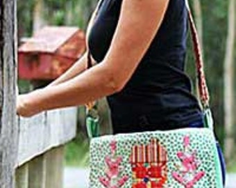 Messenger Tote Bag Pattern