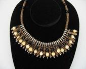 Nefertiti's Statement Necklace