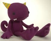 StuffedTroglodyte Doll