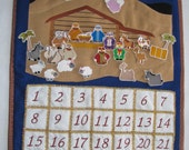 Advent / Nativity Calendar