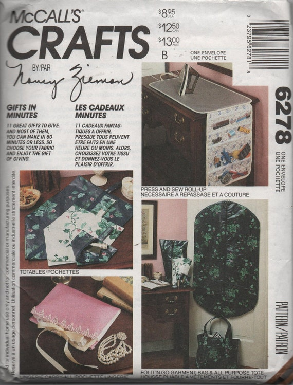 McCall's Craft Patterns