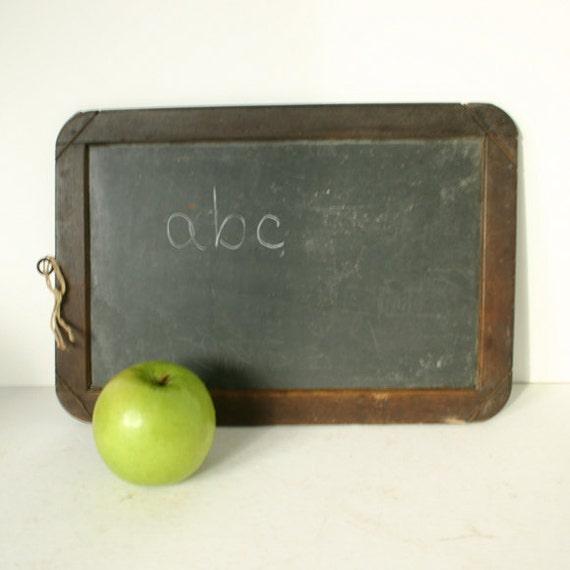 Primitive Slate Chalkboard