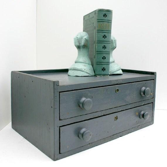 Industrial Storage Cabinet 2 Drawer