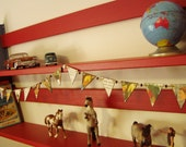 Vintage Childrens Book Banner - The New Pony - No. 1