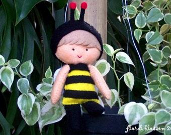Digital Pattern: Louelle the Baby Bee