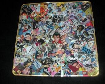 Elvis Plate