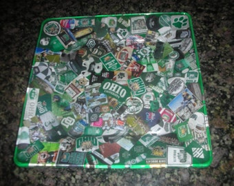 Ohio University Plate