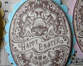 Happy Easter Gift Tags ... set of 6
