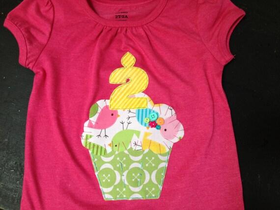 Pink birthday shirt, hot pink birthday, birthday girl, 3rd birthday, 2nd birthday