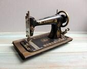 Vintage UNIQUE Brand Sewing Maching