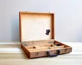 Vintage Portable Art Box