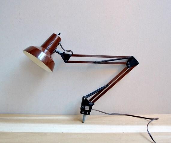 Vintage Adjustable Task Lamp