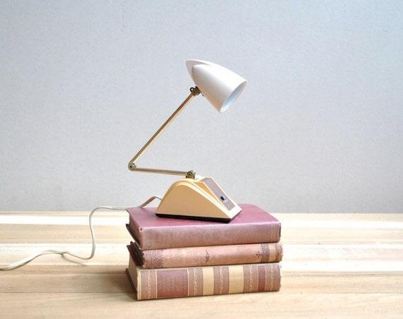 Portable Mid Century Task Lamp