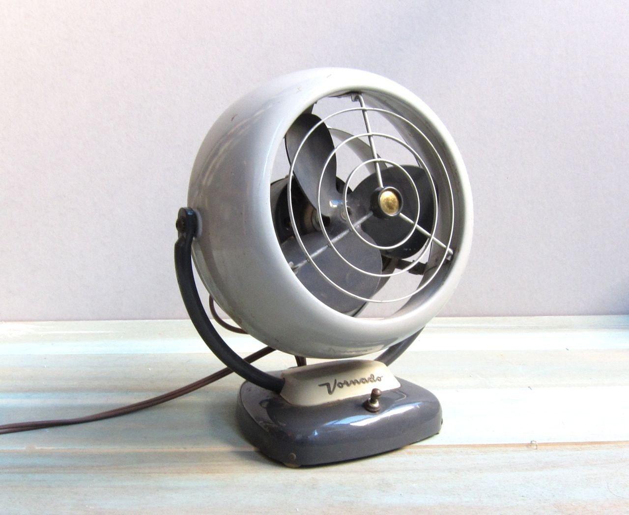 Vornado Desk Fan : Vintage vornado fan