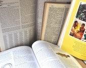 Ephemera Artillery - 50 Encyclopedia and Dictionary Pages