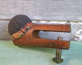 Early Primitive Pin Cushion - Likely Mennonite