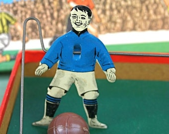 Vintage Blow Football Game (Soccer)