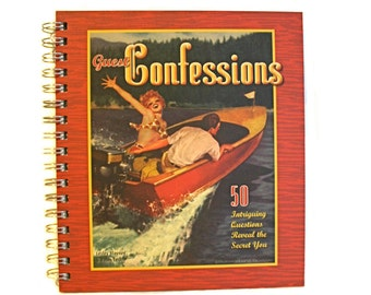 GUEST CONFESSIONS - The Guest Book With A Twist