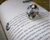 "Salvatore Family Crest ""Custom Letter"" Ring -  Pre Order On Sale"