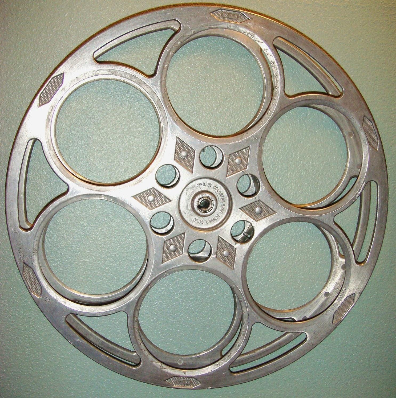 Vintage Film Reel Vintage Film Reel