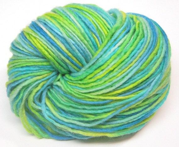 145 yards handpainted yarn in 100% merino wool -  3.9 ounces/ 110 grams