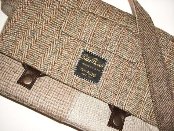 Messenger Bag, laptop sleeve custom order for takealuke