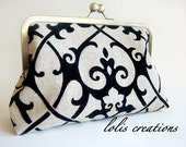 A CUSTOM ORDER laurenbrody81 Bridesmaids Gifts Wedding Party Purses Bridesmaids Custom Bridesmaids Purses Bridesmaids Bags Clutches