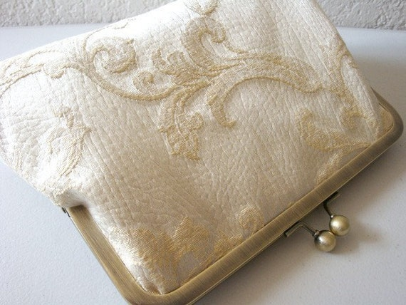 Luxury Glamour Clutch by Lolis Creations